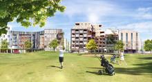 Södra Ladugårdsängen i Örebro växer vidare, fortsatt stort intresse!