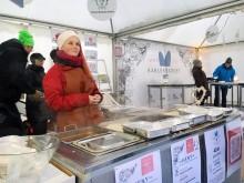 Umeåbornas aptit i Kärleksköket bidrog stort till Musikhjälpen