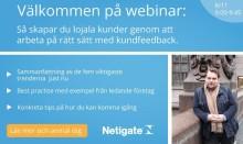 Webinar: Så skapar du lojala kunder genom att arbeta på rätt sätt med kundfeedback