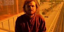 Leo Westlin till Trappscenen