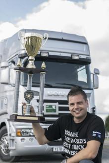 Sidste udkald i chaufførkonkurrence om fabriksny Scania