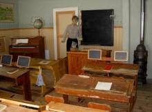Öppet hus i Munkhyttans skolmuseum