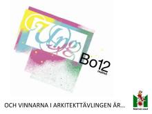 Vinnare och motiveringar UngBo12s arkitekttävling