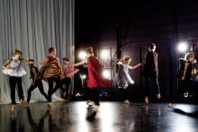 Dansarutbildningens examensredovisningar