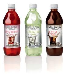 Full smakupplevelse, mindre socker i ny serie från AQVIA