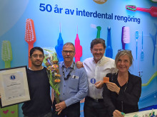 TePe vinner innovationspris för ny tandsticka