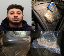 Drug dealer caught with cocaine after police stopped minicab jailed