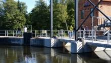 Höga vattenflöden skapar maxproduktion i Mälarenergis vattenkraftstationer