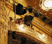 Goodtech på Sveriges nationalscen för teater