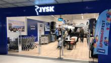 Fornyelsen av JYSK har endelig nådd Sortland!