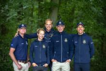 Landslaget i hoppning 2020 – med sikte på OS i Tokyo