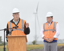 Hite - Time to ease wind turbine rules