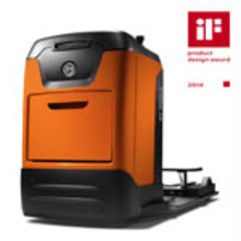 Toyotas BT Movit N tilldelas iF Design Award