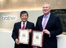 4 BLI Pick Awards voor Brother kleurenprinters, business inkjetprinters en documentscanner