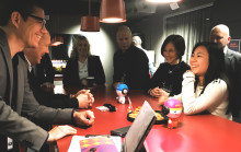 Cevt kicks of InnoScout tour in Stockholm