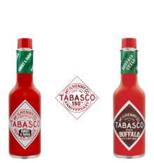 Tabasco fyller 150 år - det firar vi med 2 fantastiska nyheter!