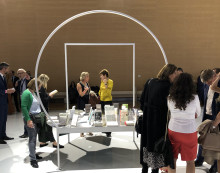 Norsk arkitektur løfter norsk litteratur i Frankfurt