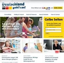 """Den Verbraucher im Blick: Gelbe Seiten & RTL informieren bei """"Deutschland geht's an"""""""