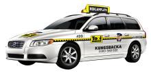 Taxi Kungsbacka stiger fram som en del av Taxi Göteborg