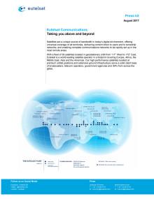 Eutelsat Press Kit, August 2017