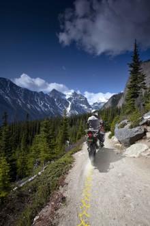 Dunlop lanserar däck för den moderna äventyrsmotorcykeln