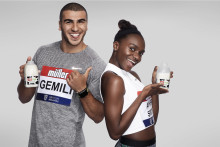 Müller extends major athletics partnerships until 2019
