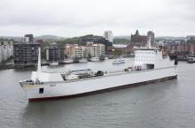 Tillväxten på Karlskrona-Gdynia fortsätter – fjärde fartyg sätts i trafik