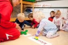 Intempo: Leker seg til lettere skolestart