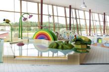I augusti öppnades dörrarna för Märstas nyrenoverade badhus Midgårdsbadet