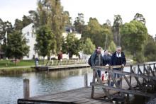Amerikaner och indier har upptäckt Sverige