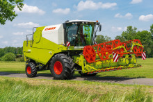 New engines for AVERO combine harvesters