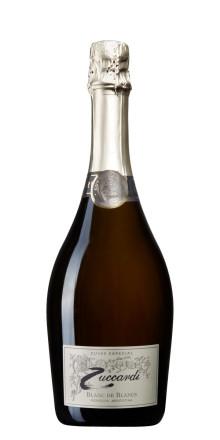Exklusivt släpp av Zuccardi Blanc de Blancs; mousserande vin från Argentina