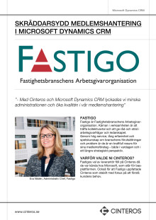 Case Fastigo_Medlemshantering