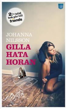 Ny ungdomsroman om nätmobbning av Johanna Nilsson