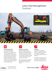 Leica Tool Recognition