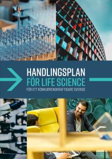 Handlingsplan för Life Science – för ett konkurrenskraftigare Sverige