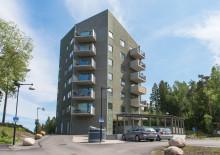 Höjdpunkten i Lerum nominerat till nytt arkitekturpris