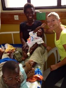 Tufft operationsuppdrag väntar på Madagaskar
