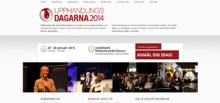 Äntligen, Sveriges största mötesplats kring offentlig upphandling är tillbaka!