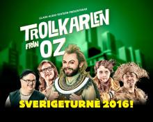 Glada Hudik-teatern kommer till Leksand