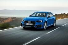 Et RS-ikon vender tilbage: Ny Audi RS 4 Avant