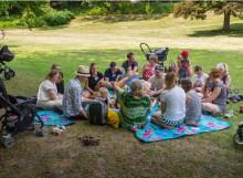 Svenska Downföreningens Babyläger våren 2019