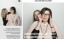 Boksläpp: Riksbyggen vässar kundbemötandet med improvisationsteater