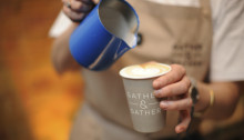 Gather & Gather launches its first high street café