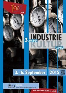 Leipziger Geschichte und Geschehen zum Anfassen - 3. Tag der Industriekultur lädt zum Entdecken ein