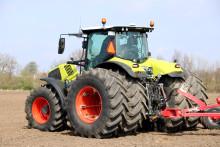 10 % marknadsandel på CLAAS traktor om tre år