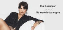 Mia Skäringer - 50 000 biljetter senare - två nya datum släpps idag kl. 11:00!