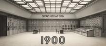 """Nya datum för Christian Gabels föreställning """"1900"""" i Stockholm och Göteborg"""