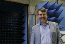 Renrum för världsunik elektronikforskning invigt