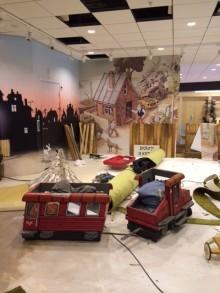 Junibacken öppnar ny lekutställning på Arlanda